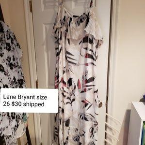 Lane Bryant size 26 dress